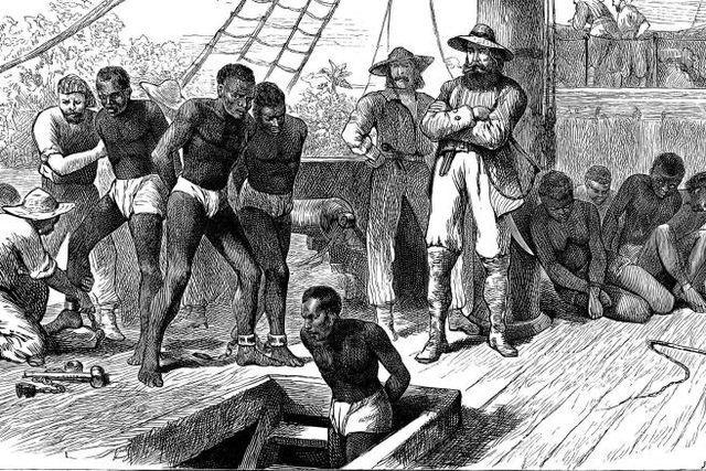 Züricher Sklaverei AKten
