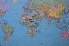 Länder mit den meisten Kinderehen. Lies auch den Artikel dazu!