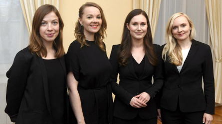 Bildergebnis für Frauen in der Regierung